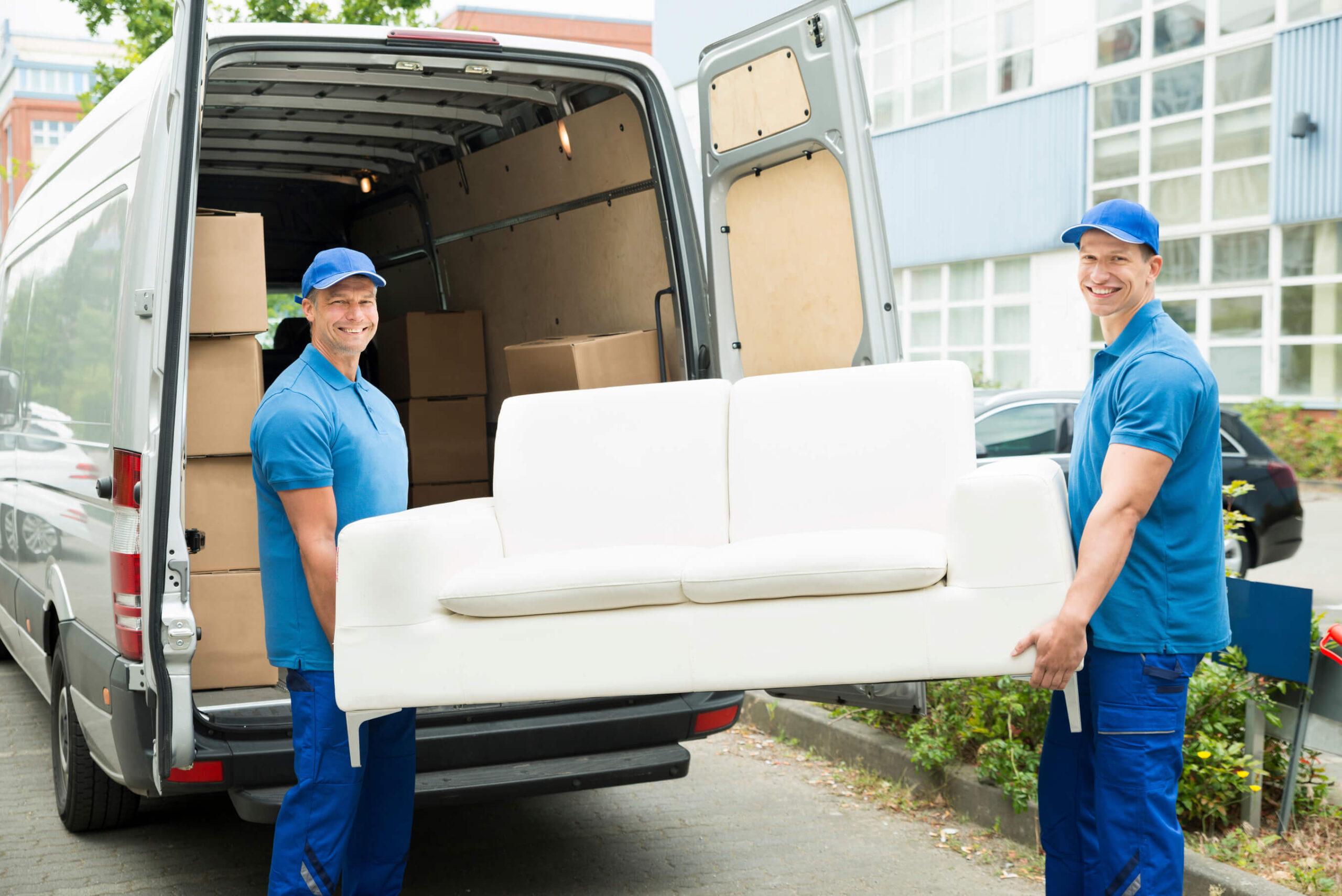 man and van services perth